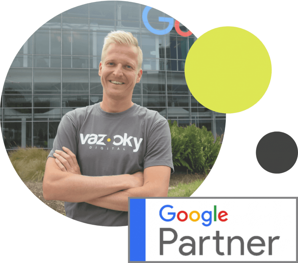 Jeroen is a PPC freelancer and Google Ads certified partner.