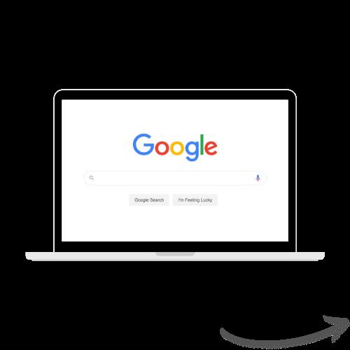 How Google Ads works step 1