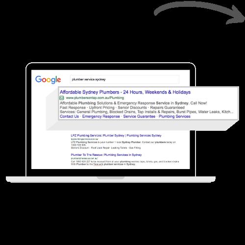 How Google Ads works step 2
